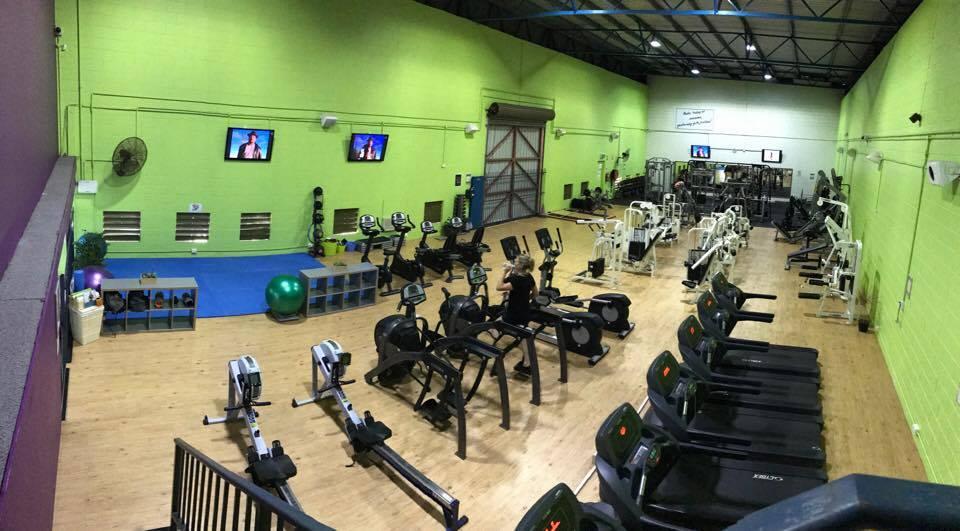 Photo Gym Floor