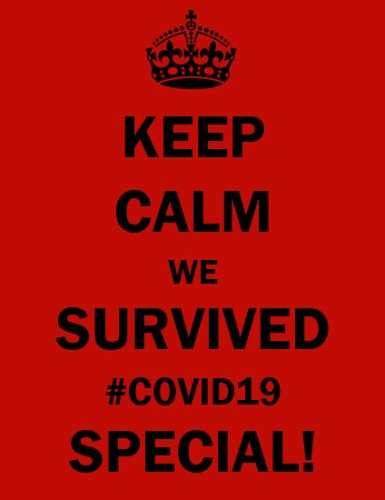 WE SURVIVED COVID19